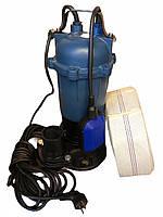 Фекальный Насос 2,65 кВт с измельчителем +30м пожарного шланга+хомут+2 ГОДА ГАРАНТИИ