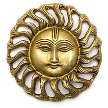 Декоративное панно Солнце