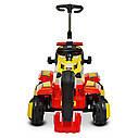 Дитячий легковий електромобіль-Трактор з ковшем M 4321LR-4-1, фото 2