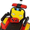Дитячий легковий електромобіль-Трактор з ковшем M 4321LR-4-1, фото 5