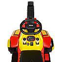 Дитячий легковий електромобіль-Трактор з ковшем M 4321LR-4-1, фото 4