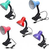 От 2 шт. Настольная лампа на прищепке 25см X1-194/108В купить оптом в интернет магазине От 2 шт.