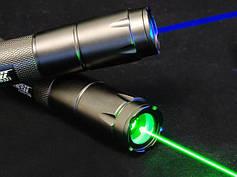 Лазерні указки, проектори і цілевказівники