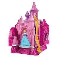 Play-Doh Набор для творчества Замок для принцесс и 6 баночек с пластилином Плей До из США