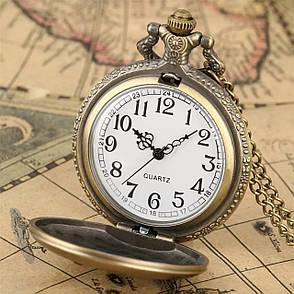 Карманные часы на цепочке знак Зодиака Стрелец, фото 2