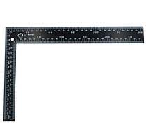Косинець будівельний суцільнометалевий, 200 х 300 мм Сталь 104823 (24266)