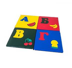 Мат-килимок розвиваючий Азбука TIA-SPORT, фото 2