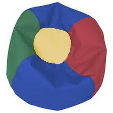 Крісло-м'яч кольоровий TIA-SPORT, фото 2