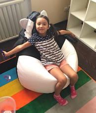 Кресло мешок Панда TIA-SPORT, фото 3