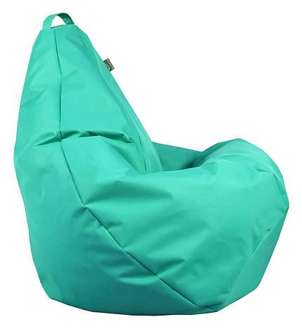 Кресло груша Оксфорд Бирюза TIA-SPORT, фото 2