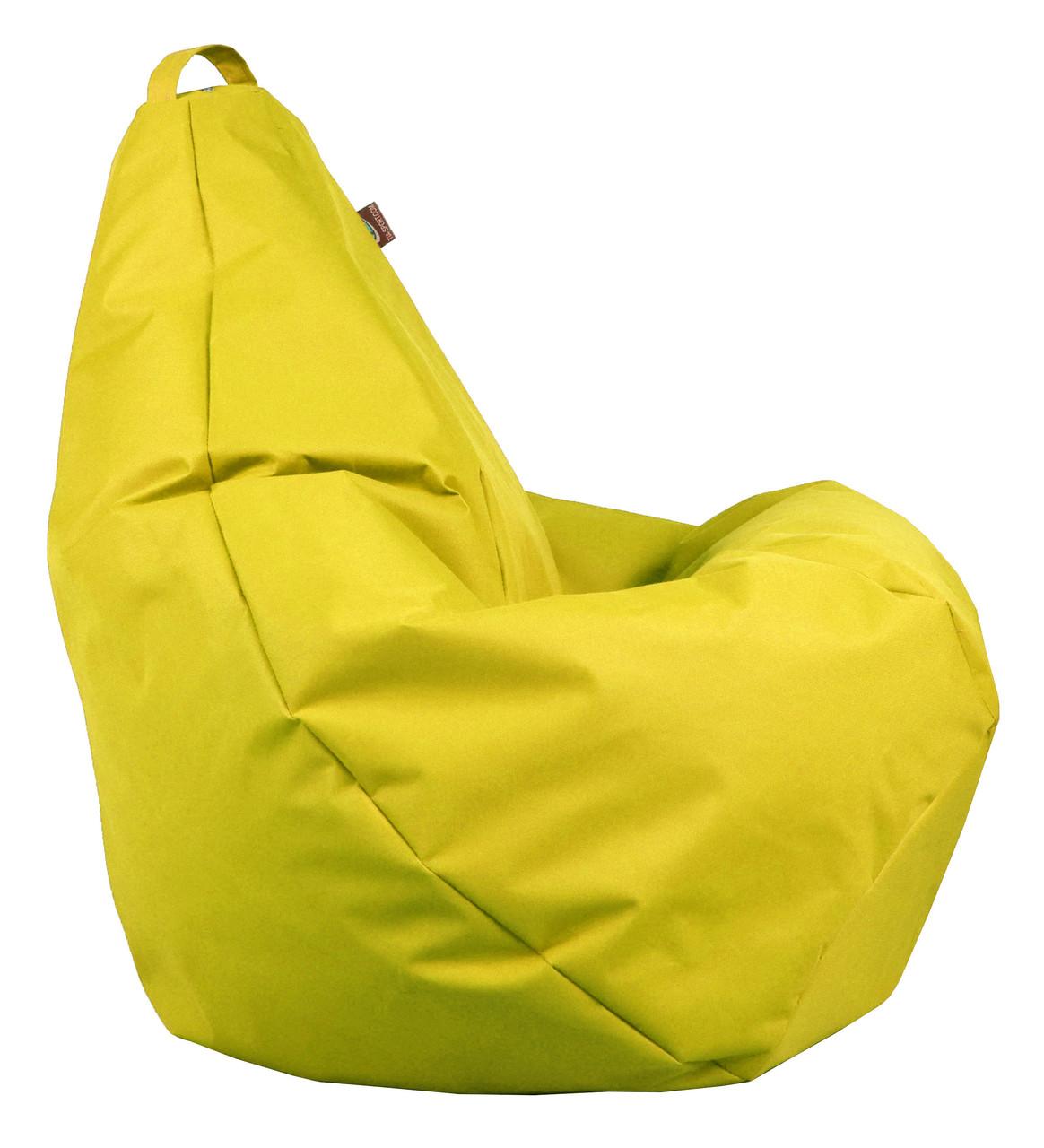 Кресло груша Оксфорд Желтый TIA-SPORT