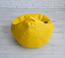 Кресло груша Оксфорд Желтый TIA-SPORT, фото 3