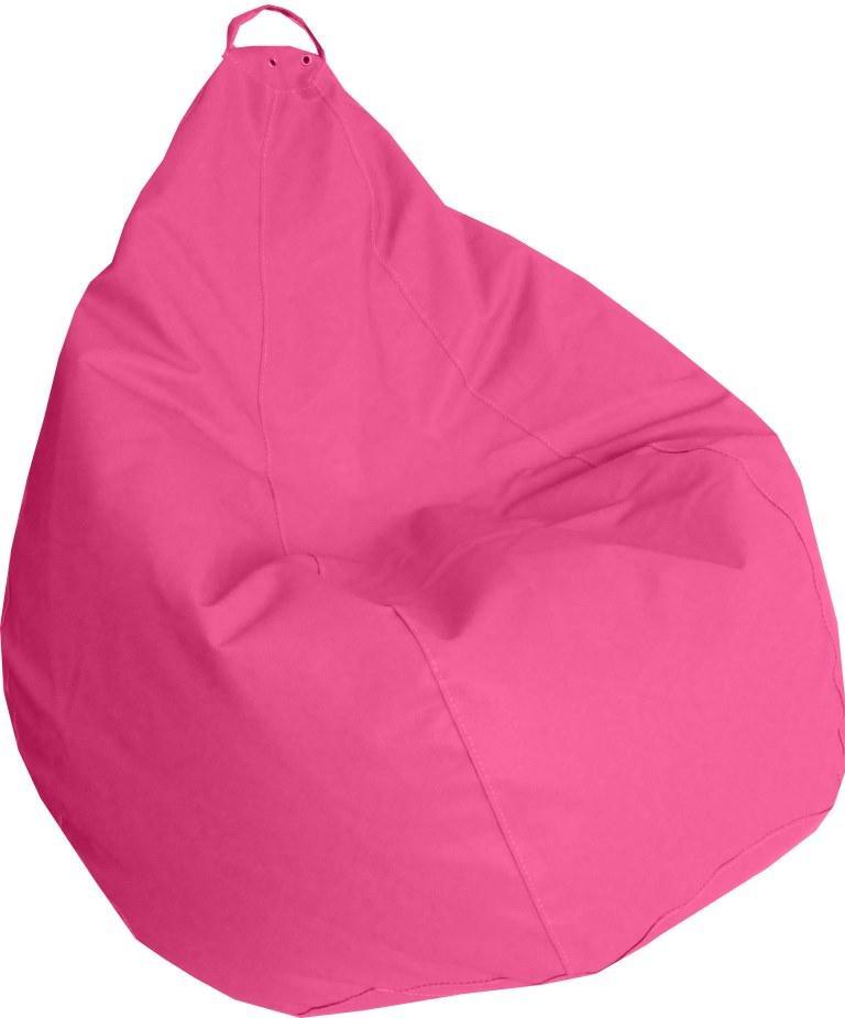 Крісло груша Практик Рожевий TIA-SPORT