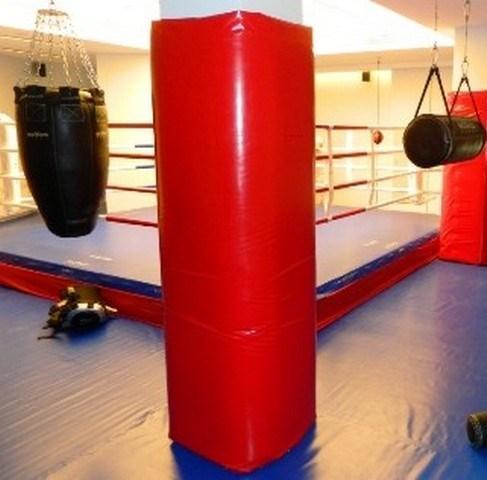 Стінові протектори для круглих колон Тіа-sport
