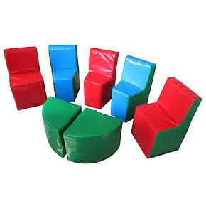 Комплект мебели Полукруг TIA-SPORT, фото 2