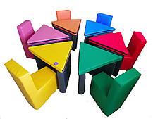 Комплект игровой мебели Цветочек TIA-SPORT, фото 2