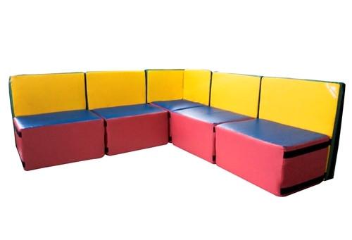 Детский модульный диван Уют TIA-SPORT