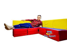 Детский модульный диван Уют TIA-SPORT, фото 3