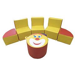 Комплект игровой мебели Клоун TIA-SPORT