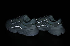 Мужские кроссовки Adidas Ozweego. Белые. ТОП Реплика ААА класса., фото 2