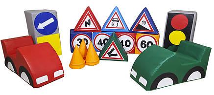 Игровой набор Правила дорожного движения TIA-SPORT, фото 2