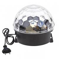 Светодиодный диско-шар STLS MB-06 TIA-SPORT