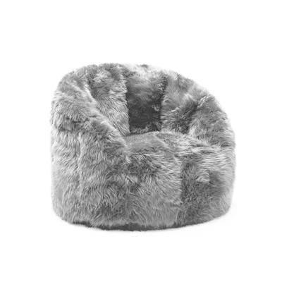 Бескаркасное кресло Милан мех TIA-SPORT, фото 2