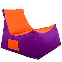 Бескаркасное кресло Барселона Оксфорд TIA-SPORT