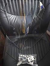 Вітрове скло для мотоцикла під круглу фару Givi прозоре