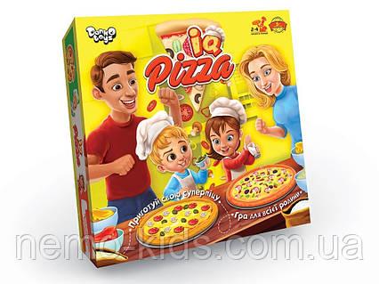 Настольная развлекательная игра «IQ PIZZA»