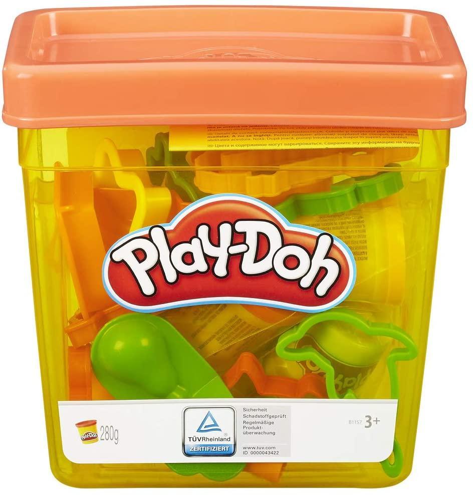 Плей-До Набор пластилина Контейнер с инструментами Play-Doh Fun Tub