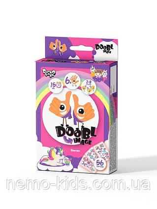 Настольная развлекательная игра Doobl Image міні , развивающая для всей семьи