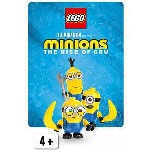 Конструктори LEGO Minions