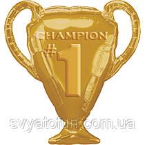 Фольгований куля фігура Кубок чемпіона P30 Anagram