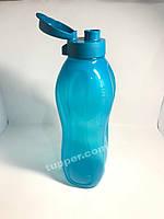 Эко бутылка 2л Tupperware в голубом цвете без ручки
