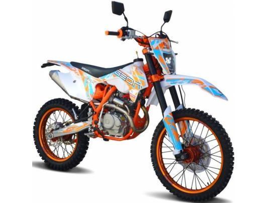 Мотоцикл GEON TERRAX 250 CB (19/16) PRO 2020