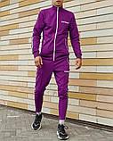 Спортивные штаны Palm Angels Origin фиолетовые, фото 4