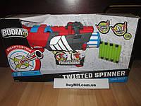 Бластер Бумко Массовый залп США BOOMco. Twisted Spinner Blaster, фото 1