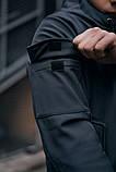 Костюм Softshell Intruder серый +ключница в Подарок., фото 4