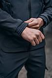 Костюм Softshell Intruder серый +ключница в Подарок., фото 8