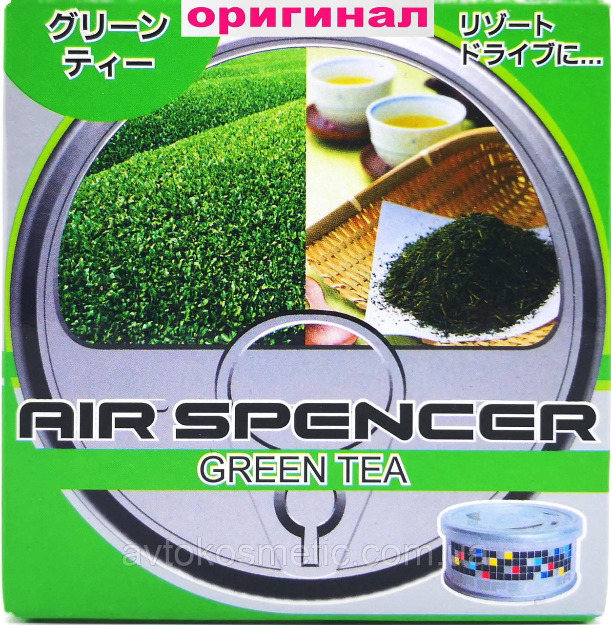 Ароматизатор Eikosha меловой Зеленый чай