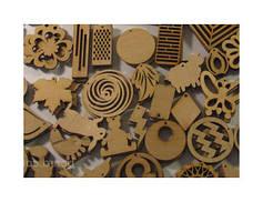 Заготовки деревянные 