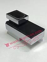 Тримач скла PPL03 G6 Колір - Алюміній. Під різну товщину скла!, фото 1