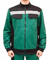 Куртка FREE WORK Алекс зелений