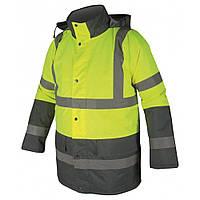 Куртка світловідбиваюча утеплена