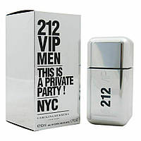 Carolina Herrera 212 VIP Men, мужская туалетная вода, edt, 50 мл