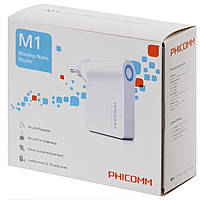 PHICOMM M1 Портативный мини-маршрутизатор Wifi