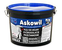 Бітумно-каучукова мастика на основі розчинників, клей для бітумної черепиці ASKOWIL