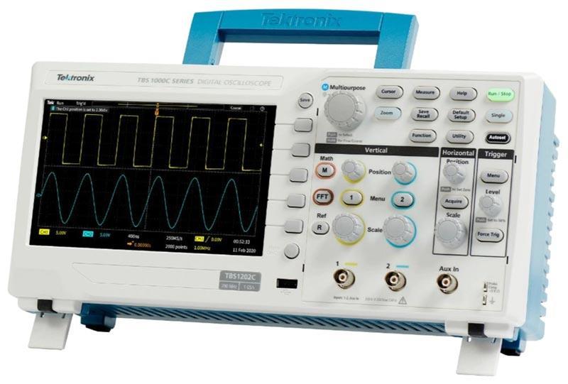 Цифровий осцилограф Tektronix TBS1202C