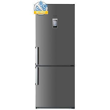 Холодильник Атлант XM-4521-180-ND NF 185..69,5.62,5 см нержавійка